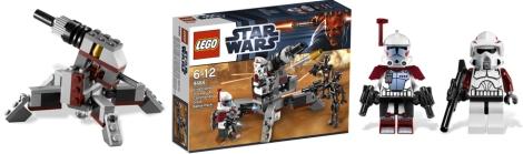 9488 - Elite Clone Trooper & Commando Droid Battle Pack