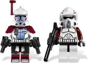 9488 - Elite Clone Trooper & Commando Droid Battle Pack