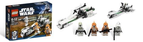 7913 - Clone Trooper Battle Pack