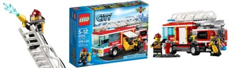 60002 - Fire Truck