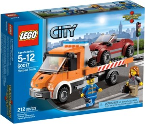 60017 - Flatbed Truck