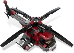 6866 - Wolverine's Chopper Showdown