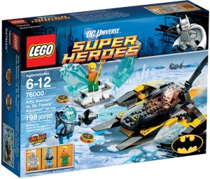 76000 - Arctic Batman vs. Mr Freeze : Aquaman on Ice