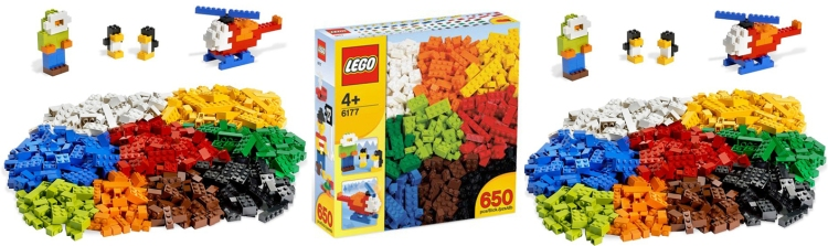 6177 - Basic Bricks Deluxe