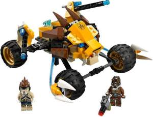 70002 - Lennox' Lion Attack