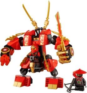 70500 - Kai's Fire Mech