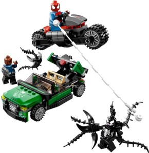 76004 - Spider-Man : Spider-Cycle Chase