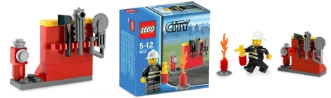 5613 - Firefighter