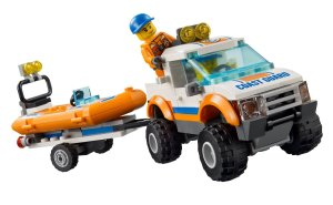 60012 - 4x4 & Diving Boat