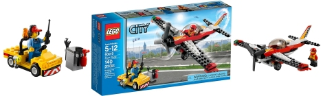 60019 - Stunt Plane