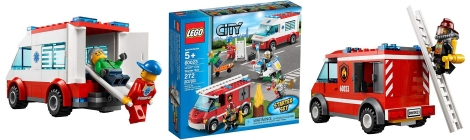 60023 - LEGO City Starter Set