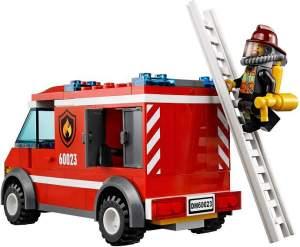 60023 - LEGO City Starter Set