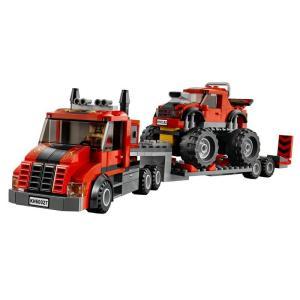 60027 - Monster Truck Transporter