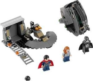 76009 - Superman: Black Zero Escape