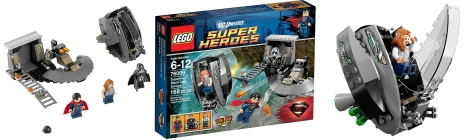76009 - Superman: Black Zero Escape