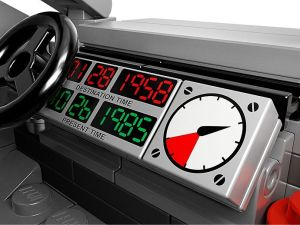 21103 – The DeLorean Time Machine